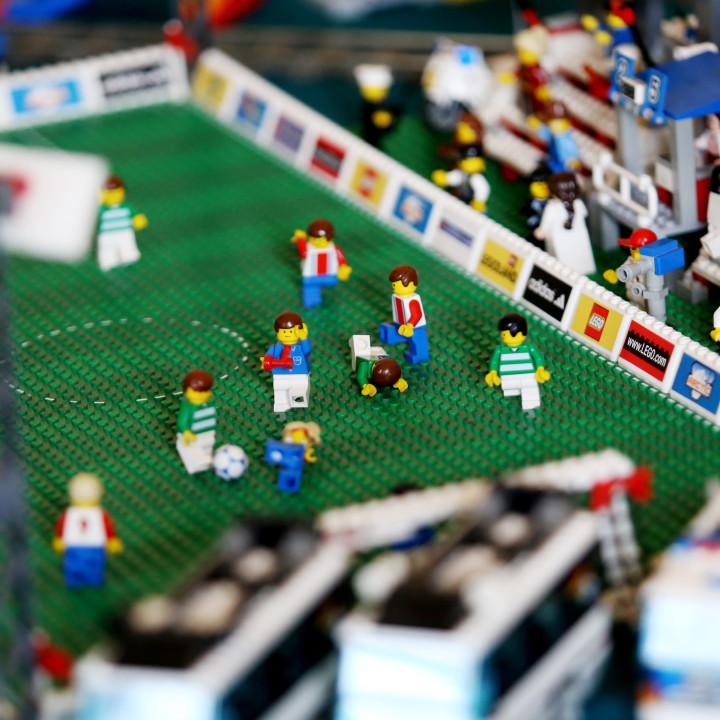 Do Slavkova na Lego