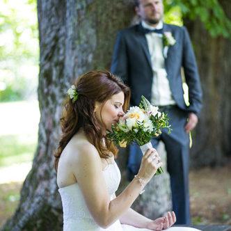 Riana a Pavel: Svatba s vůní cigarety